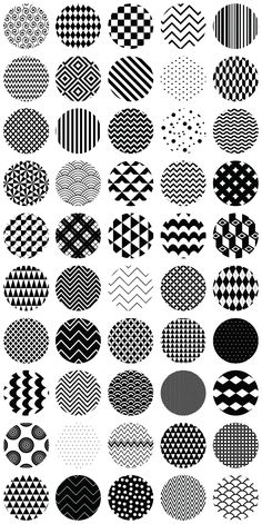 Doodle Patterns 302796774946108433 - 50 Geometric B&W Seamless Patterns by Olka on Creative Market Source by Doodle Art Drawing, Zentangle Drawings, Mandala Drawing, Zentangle Patterns, Easy Zentangle, Drawing Ideas, Drawing Poses, Drawing Projects, Drawing Drawing