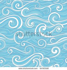 stock-vector-seamless-abstract-hand-drawn-pattern-with-stylized-wave-colorful-94793590.jpg (450×470)
