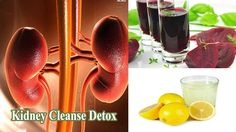5 Surprising Ways How to Cleanse Kidneys Naturally at Home - Kidney Clea...