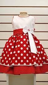 vestidos infantil de bolinha - Pesquisa Google