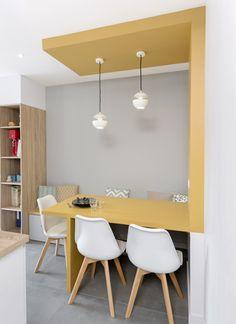au-coeur-de-la-presquile- aménagement - décoration - lyon - rénovation - travaux - architecture - intérieur appartement - agence - lanoe - marion