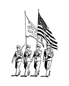 Celebrating Veterans Day With Officers March Parade Coloring Page : Color Luna Veterans Day Coloring Page, Online Coloring, Free Printable Coloring Pages, Colour Images, Coloring Pages For Kids, Stripes, Stars, Body Parts, Celebrities