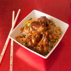 Slow cooker ChineseDrumsticks