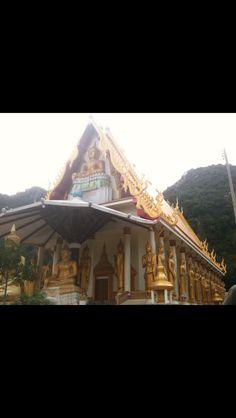 Temple in Saraburi Thailand