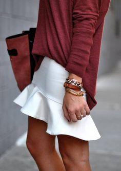 the skirt ///