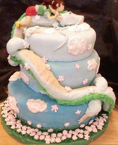 Spirited Away Cake!