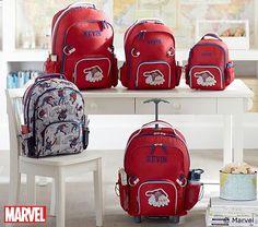 Spider-Man Backpacks