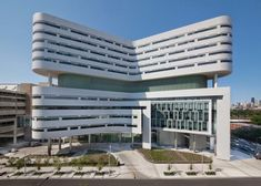 New Hospital Tower Rush University Medical Center / Perkins + Will