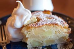 French apple cake. I'm making this for Thanksgiving this year.