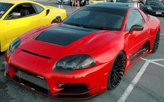 C7 Custom JUDGEMENT Body Kit for 3000GT Stealth - Mitsubishi 3000GT / Dodge Stealth Parts