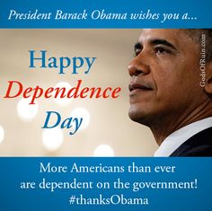 America's Dependence Day