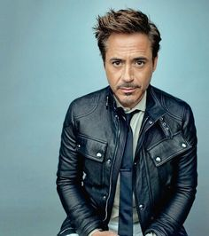 Robert Downey Jr (GQ Magazine 2013)