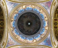 St. Isaac's Cathedral. St. Petersburg