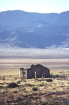 Newhouse, Utah ghost town