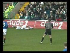 Celtic 3 Rangers 0 - 2004