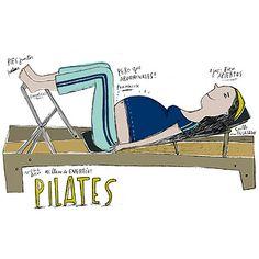 pilates #pregnancy #fitness #happy