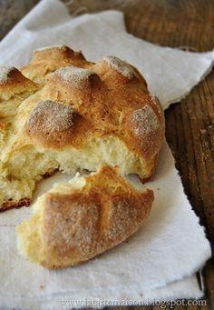 Pane di patate   La tarte maison Potato bread