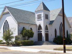 Finding the Famous: United Methodist Church - Piru, CA