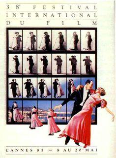 EN IMAGES. 66 ans d'affiches du Festival de Cannes - L'Express