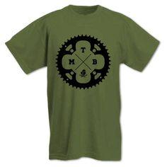 MTB-Cog-Chainring-Mountain-Bike-Cycling-Down-Hill-Trails-XC-Bicycle-Mens-T-Shirt