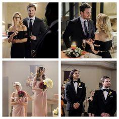 Supergirl Season, Supergirl Tv, Supergirl And Flash, The Flash, Oliver Queen Felicity Smoak, Arrow Tv Series, Arrow Black Canary, Superhero Shows, Arrow Cast