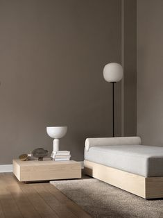 A standard lamp and a table lamp in Norwegian design. Both very decorative and fits perfectly in a room with a minimalist expression. Interior Design Living Room, Interior Decorating, Decorating Ideas, Modular Lounges, Interior Design Boards, Small Room Bedroom, Minimalist Interior, Minimalist Lifestyle, Minimalist Living