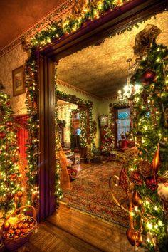 Classic Christmas.