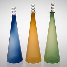 Glass Design, Design Art, Decorative Glass, Scandinavian Art, Bukowski, New Pins, Carafe, Be Still, Finland