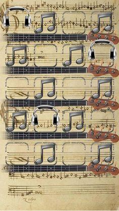 Music Shelf Iphone 5 Icon Wallpaper