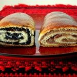 No other time are poppy seed (mákos) and walnut (diós) rolls most enjoyed than during the holiday season. These sweet rolls have always been a favorite and almost every family prides themselves on having a great recipe to make them. In this version, the rolls are made from yeast dough which gives them a rich, …