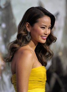 Jamie Chung at an event for Sucker Punch Milan Fashion Weeks, New York Fashion, London Fashion, Stockholm Street Style, Paris Street, Jaime Chung, Celebrity Crush, Celebrity Style, Taylor Tomasi
