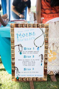Moana Birthday Party   CatchMyParty.com