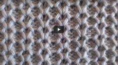 Videolu, Desenli İşkembe Örgü Modeli Nasıl Yapılır