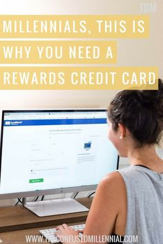 Millennials, This Is Why You Need A Rewards Credit Card  featuring @CreditCardsCom #MyCardMatch tool which will help you choose the right rewards card to match your lifestyle! [ad]