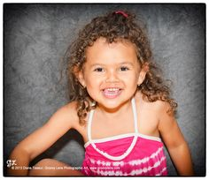 """Sweetness"" by © Diane Tisseur, Groovy Lens, www.groovylens.com, via 500px -- Portrait - Smile - Curls - Photography"