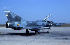 Aircraft slide - KODACHROME - DASSAULT - MIRAGE III  DE - SPANISH AF - 1998 - in Collections, Photographies, Avions, trains, bateaux | eBay
