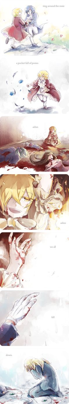 Pandora Hearts....dang, this brought out some huge feels. still love the manga/anime though. as for this picture, i'll probably be saving it to my computer...