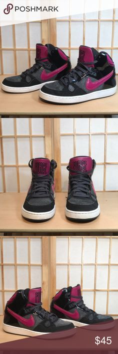 the best attitude f3273 41735 Nike Son of Force Mid Athletic Sneakers Women s Nike Son of Force Mid Athletic  Shoes.