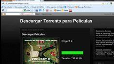 descargar estrenos de cine por torrents
