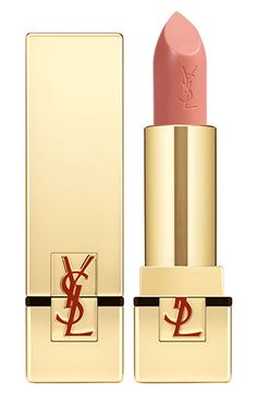 Yves Saint Laurent 'Rouge Pur Couture' Lip Color in Blond Ingenu | Nordstrom.... This is the color that Lana Del Rey wears.