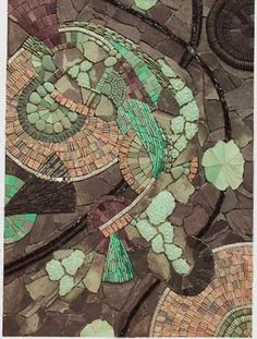 mosaic by Sonia King