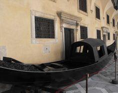Chapter 2: Gondola with felze