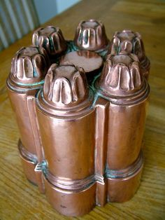 Stunning Benham Froud Victorian Copper Jelly Mould Mold Tin Lined Antique | eBay