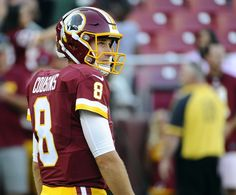 Washington Redskins: Kirk Cousins Says Team Is 'Boring'