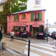 Fathom - Paris Storefronts