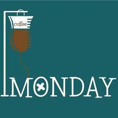Welkom terug #maandag! #koffie #monday #coffee