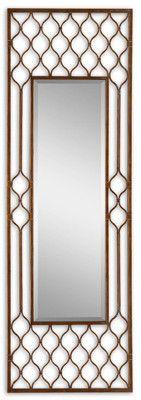 Morrocan inspired mirror