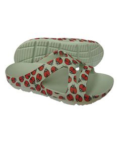 Another great find on #zulily! Ladybug Heavenly Sandal by Tenzi Footwear #zulilyfinds