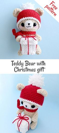 Free Christmas crochet pattern