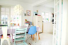 Bright Colourful Interior Inspiration Mor Til MERNEE
